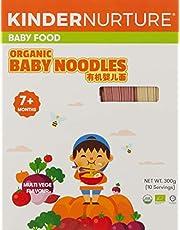 KinderNurture Organic Baby Noodles- Multi Vege Flavour, 300 grams