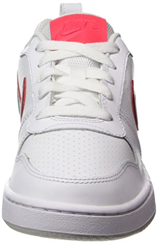 White Donna Court Nike Red Sneaker Red Wmns solar Bianco pure Borough Low Platinum Noble Uq0FUg