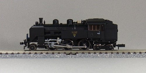 マイクロエース Nゲージ C11-207 SL函館大沼号 A7310 鉄道模型 蒸気機関車の商品画像