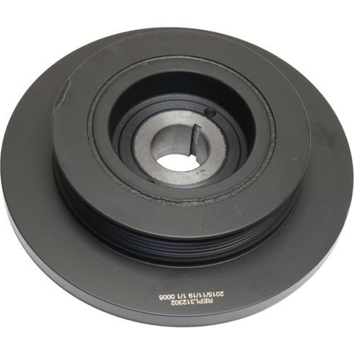 Perfect Fit Group REPL312302 - Sc300 / Gs300 / Supra / Is300 Harmonic Balancer, 6 Cyl, (Harmonic Balancer 6 Cyl Engine)