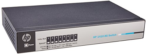HP Procurve 1410-8G Gigabit Ethernet Switch (J9559A#ABA)