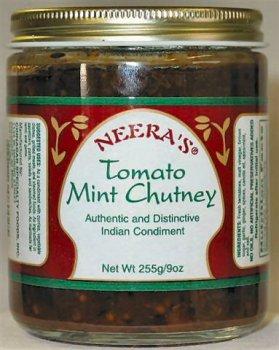 Tomato Mint Chutney, 1 Jar