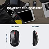 VicTsing Wireless Mouse for Laptop, 2.4G Portable