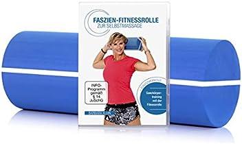 FLEXI-SPORTS/® Gymnastikball 4in1 Step /& Ball Multifunktionales Trainingsger/ät inkl Trainings-DVD und Ballpumpe Fitness Step Sitzball Pilates Yoga Ball Balance Stuhl