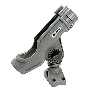 Scotty 230-GR Power Lock Rod Holder (Grey)