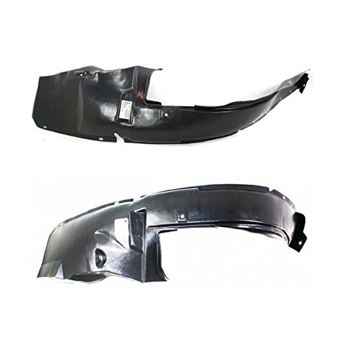 Koolzap For 02-04 Neon Front Splash Shield Inner Fender Liner Panel Left Right Side SET PAIR