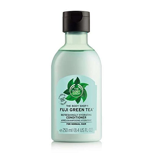 The Body Shop Fuji Green Tea Refreshingly Hydrating Hair Conditioner, 8.4 Fluid (Body Care Conditioner)