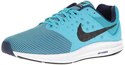 Leatherprotection Uomo Scarpe Nike Basse Blue aqZpp