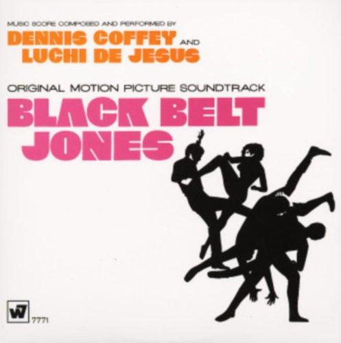 black belt jones LP
