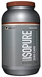 Isopure Zero Carb Protein Powder, Whey Protein Isolate, Flavor: Creamy Vanilla, 7.5 Pounds (Packaging May Vary)