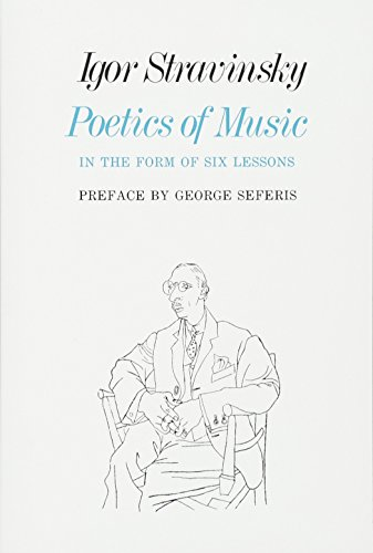 - Poetics of Music in the Form of Six Lessons (The Charles Eliot Norton Lectures)