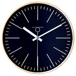 Marksson Collins Clock (Midnight/Sky Blue)