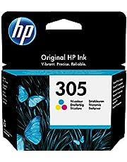 HP 305 Inktcartridge Cyaan, Geel, Magenta, 3 kleuren Standaard Capaciteit (3YM60AE) origineel van HP