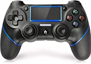 Wireless Controller for PS-4,Plays 4 Wireless Controller Compatible with PS-4/Slim/Pro/PC/iPhone,Dual Vibratio