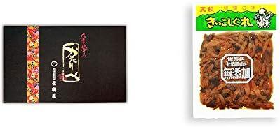 [2点セット] 岐阜銘菓 音羽屋 飛騨のかたりべ [12個]・天領酒造 きのこしぐれ(110g)