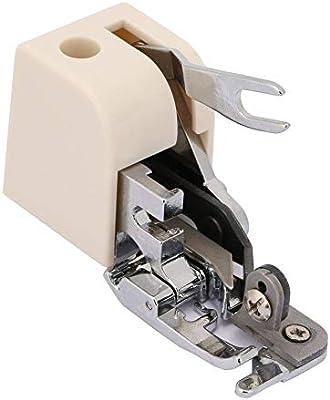 Prensatelas de corte lateral, máquina de coser de función de ...