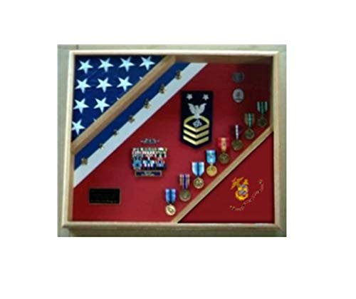 flag-connections-Marine-Corps-Gifts-USMC-Shadow-Box-Marine-Corps-Gift