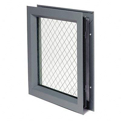 Lite Kit with Glass, 6inx27in, Gry Primer by National Guard