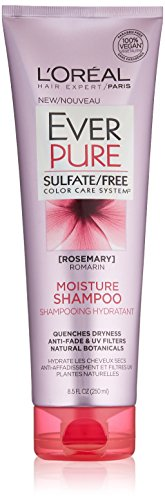 LOreal Paris Hair Care Ever Pure Moisture Shampoo, 8.5 Fluid Ounce