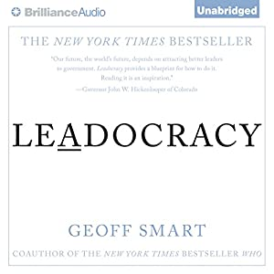 Leadocracy Audiobook