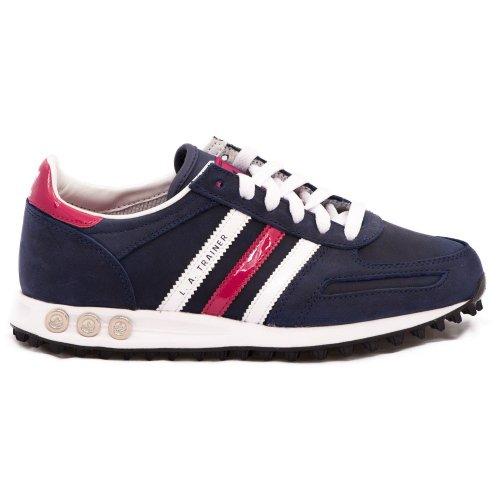 Bleu fuchsia Women Chaussures Trainer blanc Adidas Xw6qtx0x