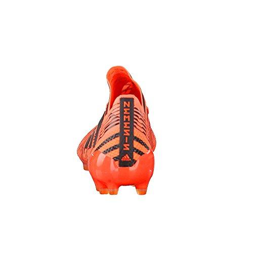 adidas Nemeziz 17.1 AG, Scarpe da Calcio Uomo Arancione (Narsol/Negbas/Rojsol)