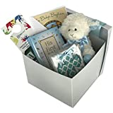 Baptism Gift for Baby Boy Gift Set Bundle