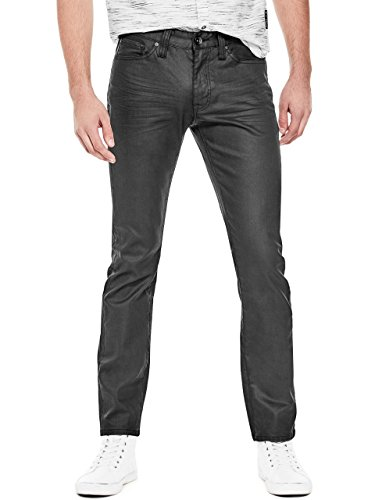 G by GUESS Men's Korbin Coated Slim Jeans (Jeans Men Guess)