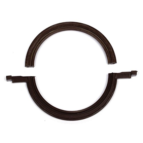 Rear Main Seal Set Replacement For Jeep Cherokee Wagoneer Wrangler 1987-2003 4.0L L6 12V