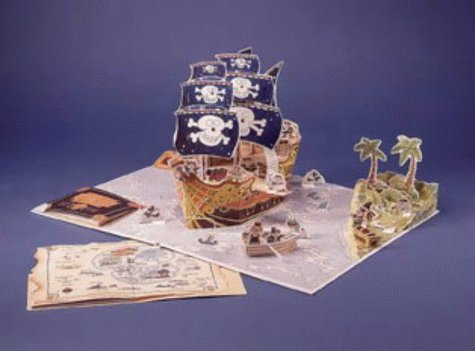 Image result for pop up pirate book
