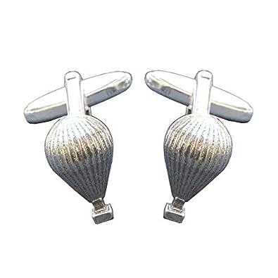 Kiwi Botones Gemelos de balón de Aire Caliente, Hecho a Mano en ...