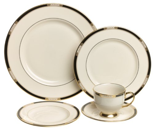 Lenox Hancock Fine China 20-Piece Dinnerware Set, Service for ()