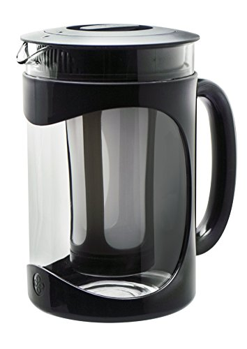 Primula Glass Top (Primula PBPBK-5101 Burke Cold Brew Maker, Black)