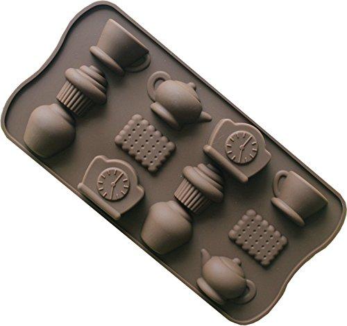 teapot silicone mold - 3