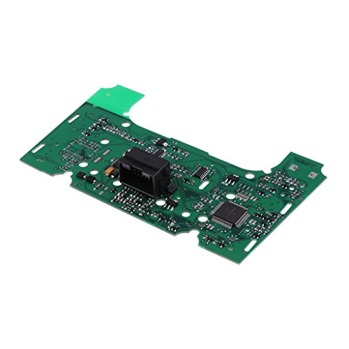 Baoblaze OEM#4E1919612 E380 MMI Car Auto Audio Circuit Board Conversion Kit for Audi A8 A8L 2003-2006