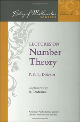 Lectures on Number Theory (History of Mathematics): Amazon ...