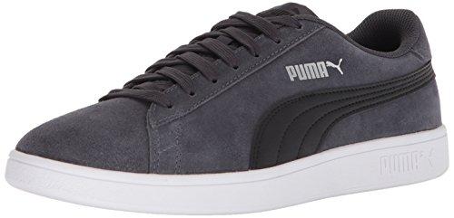 Puma Mænds Smash V2 Sneaker Periskop-puma Sort-puma Sølv UT3E1