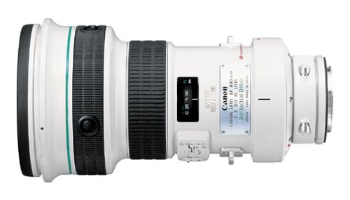 Canon EF 400mm f/4 DO IS USM Super Telephoto Lens for Canon