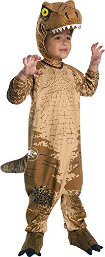 Rubie's Jurassic World: Fallen Kingdom Child's T-Rex Costume, 3T4T -