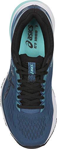 ASICS GT-1000 7 Women's Running Shoe, Grand Shark/Black, 5.5 W US by ASICS (Image #3)
