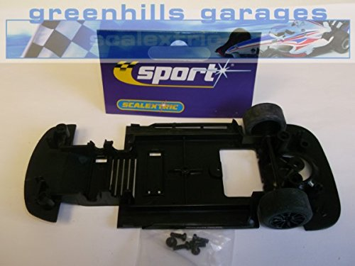 Greenhills Scalextric Accessory Pack Bentley GT3 underpan/axle/wheels C3515 W10822 - NEW - G1043