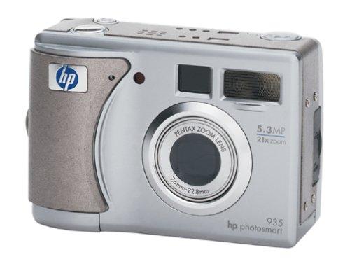 amazon com hp photosmart 935 5 3mp digital camera with 3x optical rh amazon com HP Photosmart User Manual HP 2000 Manual