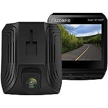 "Car Dash Cam, 2.31"" Super HD 2560x1440P 150° Wide Angle Dashboard Camera Recorder with Ambarella Chip, GPS Tracking, G-Sensor, SOS Emergency Saving, Parking Monitor, Loop Recording"