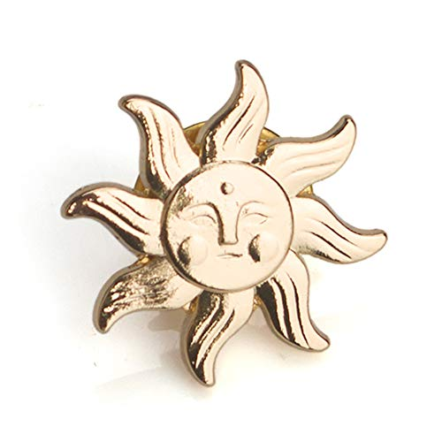 prix Fixation épinglette Avec Sun Pin's Alice Face 50 Papillon Motif HHr0Tv