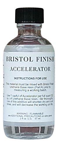 Bristol Finish Accelerator - 2 oz.