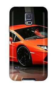 High Quality EBDGnYS9892JzrdG Lamborghini Aventador Tpu Case For Galaxy S5