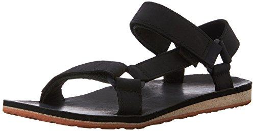 Teva Men's Original Universal Premium LTR Sandal, Black, 9 M US