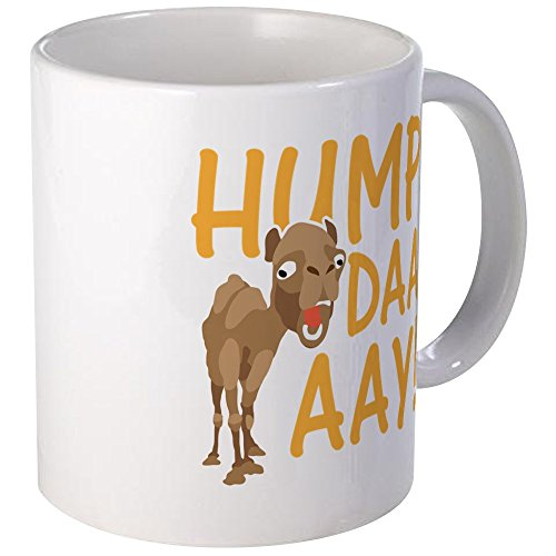 CafePress - Hump Day! Mugs - Unique Coffee Mug, Coffee Cup