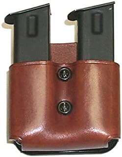 product image for Galco DMP Double Mag Paddle for .45, 10mm Single Column Metal Magazines (Tan, Ambi)