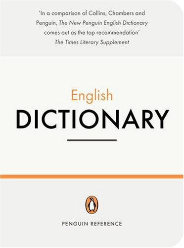 English Dictionary (Penguin Reference)